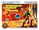 Robinson Crusoe on Mars - Movie Poster (xs thumbnail)