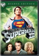 Superman III - Movie Cover (xs thumbnail)