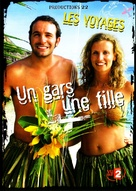 """""""Un gars, une fille"""" - French DVD movie cover (xs thumbnail)"""