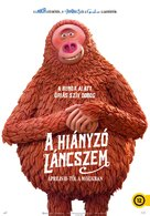 Missing Link - Hungarian Movie Poster (xs thumbnail)