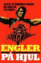 Angels Die Hard - Norwegian VHS movie cover (xs thumbnail)