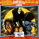 Young Frankenstein - German Movie Cover (xs thumbnail)