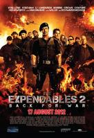 The Expendables 2 - South African Movie Poster (xs thumbnail)