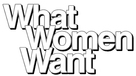 What Women Want - Logo (xs thumbnail)
