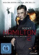 Hamilton 2: Men inte om det gäller din dotter - German DVD cover (xs thumbnail)