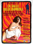 Valley of the Dolls - Italian Movie Poster (xs thumbnail)