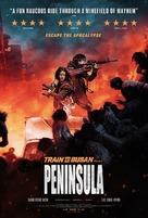 Train to Busan 2 - British Movie Poster (xs thumbnail)