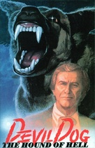 Devil Dog: The Hound of Hell - German DVD movie cover (xs thumbnail)
