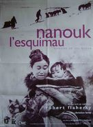Nanook of the North - French Movie Poster (xs thumbnail)