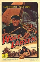 Wolf Larsen - Movie Poster (xs thumbnail)