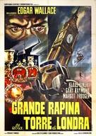 Das Verrätertor - Italian Movie Poster (xs thumbnail)