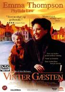 The Winter Guest - Danish DVD cover (xs thumbnail)