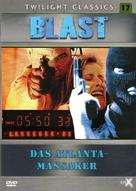 Blast - German DVD movie cover (xs thumbnail)