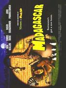 Madagascar - British Movie Poster (xs thumbnail)