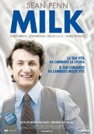 Milk - Italian Movie Poster (xs thumbnail)