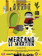 Mercano, el marciano - French poster (xs thumbnail)