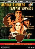 Safari Express - German DVD cover (xs thumbnail)