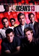 Ocean's Thirteen - DVD movie cover (xs thumbnail)