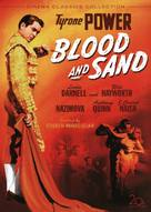 Blood and Sand - DVD cover (xs thumbnail)