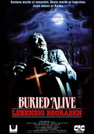 Buried Alive - German Movie Cover (xs thumbnail)
