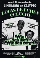 Aile ou la cuisse, L' - Dutch Movie Poster (xs thumbnail)