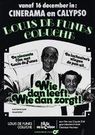 Aile ou la cuisse, L' - Dutch Movie Poster (xs thumbnail)