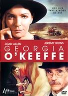 Georgia O'Keeffe - DVD cover (xs thumbnail)
