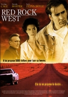 Red Rock West - French Movie Cover (xs thumbnail)