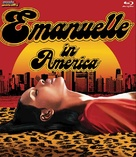 Emanuelle In America - Blu-Ray movie cover (xs thumbnail)