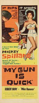 My Gun Is Quick - Movie Poster (xs thumbnail)