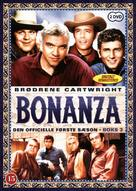 """Bonanza"" - Danish DVD movie cover (xs thumbnail)"
