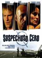 Suspect Zero - Spanish Movie Cover (xs thumbnail)