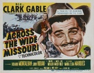 Across the Wide Missouri - Movie Poster (xs thumbnail)