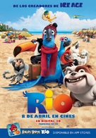 Rio - Spanish Movie Poster (xs thumbnail)