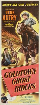 Goldtown Ghost Riders - Movie Poster (xs thumbnail)
