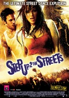 Step Up 2: The Streets - Swedish Movie Poster (xs thumbnail)