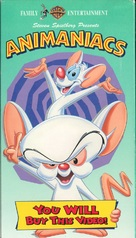 """Animaniacs"" - VHS movie cover (xs thumbnail)"
