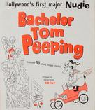 Bachelor Tom Peeping - Movie Poster (xs thumbnail)