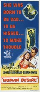 Human Desire - Australian Movie Poster (xs thumbnail)