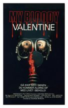 My Bloody Valentine - Danish VHS cover (xs thumbnail)
