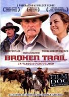 """Broken Trail"" - Italian DVD cover (xs thumbnail)"