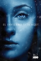 """Game of Thrones"" - Mexican Movie Poster (xs thumbnail)"
