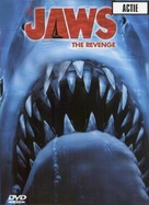 Jaws: The Revenge - Dutch DVD cover (xs thumbnail)
