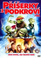Aliens in the Attic - Czech Movie Cover (xs thumbnail)