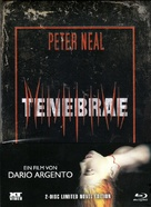 Tenebre - Austrian Blu-Ray movie cover (xs thumbnail)