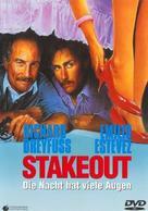 Stakeout - German Movie Cover (xs thumbnail)
