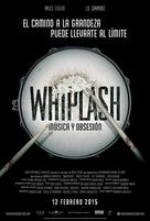 Whiplash - Chilean Movie Poster (xs thumbnail)