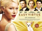 Easy Virtue - British Movie Poster (xs thumbnail)