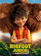 The Son of Bigfoot - French Movie Poster (xs thumbnail)
