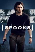 Spooks: The Greater Good - DVD cover (xs thumbnail)